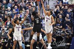 NCAA Women's Basketball AAC Championship - #1 UConn 66 vs. #2 UCF 45 (60)