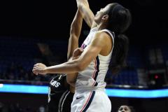 NCAA Women's Basketball AAC Championship - #1 UConn 66 vs. #2 UCF 45 (62)
