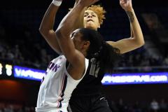 NCAA Women's Basketball AAC Championship - #1 UConn 66 vs. #2 UCF 45 (66)