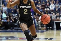 NCAA Women's Basketball AAC Championship - #1 UConn 66 vs. #2 UCF 45 (71)