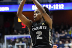 NCAA Women's Basketball AAC Championship - #1 UConn 66 vs. #2 UCF 45 (72)