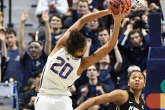 NCAA Women's Basketball AAC Championship - #1 UConn 66 vs. #2 UCF 45 (73)