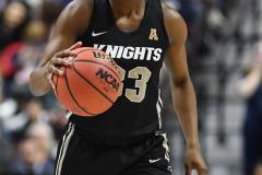 NCAA Women's Basketball AAC Championship - #1 UConn 66 vs. #2 UCF 45 (74)