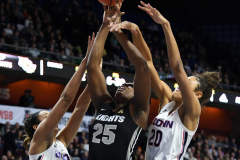 NCAA Women's Basketball AAC Championship - #1 UConn 66 vs. #2 UCF 45 (76)