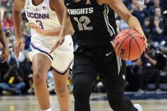 NCAA Women's Basketball AAC Championship - #1 UConn 66 vs. #2 UCF 45 (79)