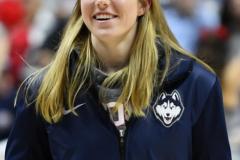 NCAA Women's Basketball AAC Championship - #1 UConn 66 vs. #2 UCF 45 (8)