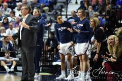 NCAA Women's Basketball AAC Championship - #1 UConn 66 vs. #2 UCF 45 (81)