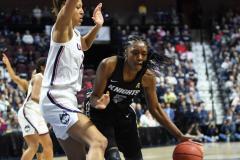 NCAA Women's Basketball AAC Championship - #1 UConn 66 vs. #2 UCF 45 (82)