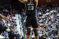 NCAA Women's Basketball AAC Championship - #1 UConn 66 vs. #2 UCF 45 (83)