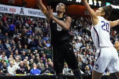NCAA Women's Basketball AAC Championship - #1 UConn 66 vs. #2 UCF 45 (84)