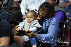 NCAA Women's Basketball AAC Championship - #1 UConn 66 vs. #2 UCF 45 (85)