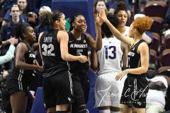 NCAA Women's Basketball AAC Championship - #1 UConn 66 vs. #2 UCF 45 (89)