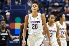 NCAA Women's Basketball AAC Championship - #1 UConn 66 vs. #2 UCF 45 (90)