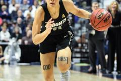NCAA Women's Basketball AAC Championship - #1 UConn 66 vs. #2 UCF 45 (91)