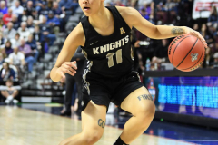 NCAA Women's Basketball AAC Championship - #1 UConn 66 vs. #2 UCF 45 (92)