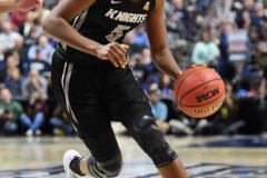 NCAA Women's Basketball AAC Championship - #1 UConn 66 vs. #2 UCF 45 (94)