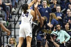 NCAA Women's Basketball AAC Championship - #1 UConn 66 vs. #2 UCF 45 (97)