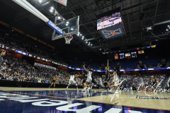 NCAA Women's Basketball AAC Championship - #1 UConn 66 vs. #2 UCF 45 (99)