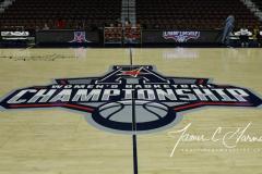 NCAA Women's Basketball AAC Quarterfinals - #4 Houston 55 vs. #5 USF 72 (1)