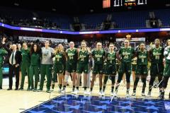 NCAA Women's Basketball AAC Quarterfinals - #4 Houston 55 vs. #5 USF 72 (101)