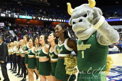NCAA Women's Basketball AAC Quarterfinals - #4 Houston 55 vs. #5 USF 72 (102)