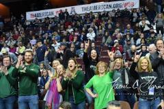 NCAA Women's Basketball AAC Quarterfinals - #4 Houston 55 vs. #5 USF 72 (103)