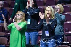 NCAA Women's Basketball AAC Quarterfinals - #4 Houston 55 vs. #5 USF 72 (14)