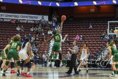 NCAA Women's Basketball AAC Quarterfinals - #4 Houston 55 vs. #5 USF 72 (16)