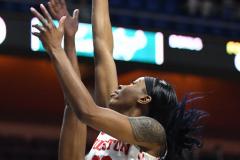 NCAA Women's Basketball AAC Quarterfinals - #4 Houston 55 vs. #5 USF 72 (20)