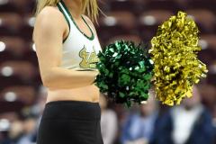 NCAA Women's Basketball AAC Quarterfinals - #4 Houston 55 vs. #5 USF 72 (26)