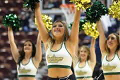 NCAA Women's Basketball AAC Quarterfinals - #4 Houston 55 vs. #5 USF 72 (28)