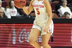 NCAA Women's Basketball AAC Quarterfinals - #4 Houston 55 vs. #5 USF 72 (31)