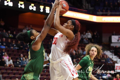NCAA Women's Basketball AAC Quarterfinals - #4 Houston 55 vs. #5 USF 72 (37)