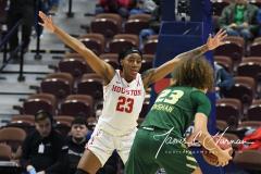 NCAA Women's Basketball AAC Quarterfinals - #4 Houston 55 vs. #5 USF 72 (39)