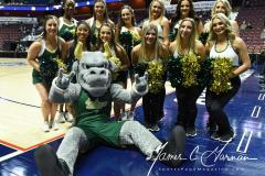 NCAA Women's Basketball AAC Quarterfinals - #4 Houston 55 vs. #5 USF 72 (4)