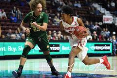 NCAA Women's Basketball AAC Quarterfinals - #4 Houston 55 vs. #5 USF 72 (40)