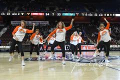 NCAA Women's Basketball AAC Quarterfinals - #4 Houston 55 vs. #5 USF 72 (52)