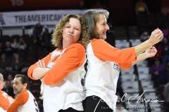 NCAA Women's Basketball AAC Quarterfinals - #4 Houston 55 vs. #5 USF 72 (53)