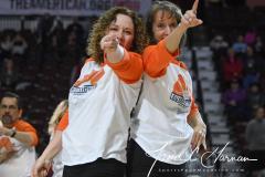 NCAA Women's Basketball AAC Quarterfinals - #4 Houston 55 vs. #5 USF 72 (54)