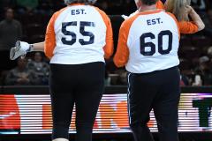 NCAA Women's Basketball AAC Quarterfinals - #4 Houston 55 vs. #5 USF 72 (58)