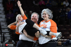 NCAA Women's Basketball AAC Quarterfinals - #4 Houston 55 vs. #5 USF 72 (59)
