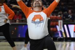 NCAA Women's Basketball AAC Quarterfinals - #4 Houston 55 vs. #5 USF 72 (60)
