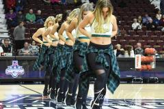 NCAA Women's Basketball AAC Quarterfinals - #4 Houston 55 vs. #5 USF 72 (61)