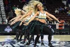 NCAA Women's Basketball AAC Quarterfinals - #4 Houston 55 vs. #5 USF 72 (62)