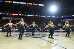 NCAA Women's Basketball AAC Quarterfinals - #4 Houston 55 vs. #5 USF 72 (65)