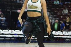 NCAA Women's Basketball AAC Quarterfinals - #4 Houston 55 vs. #5 USF 72 (67)