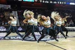 NCAA Women's Basketball AAC Quarterfinals - #4 Houston 55 vs. #5 USF 72 (70)