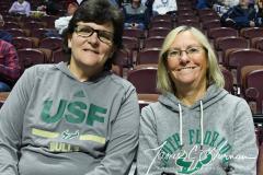 NCAA Women's Basketball AAC Quarterfinals - #4 Houston 55 vs. #5 USF 72 (73)