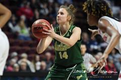 NCAA Women's Basketball AAC Quarterfinals - #4 Houston 55 vs. #5 USF 72 (75)
