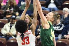 NCAA Women's Basketball AAC Quarterfinals - #4 Houston 55 vs. #5 USF 72 (79)